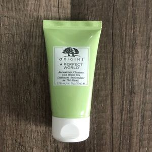NWOT Origins A Perfect World face cleanser